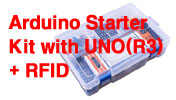 Arduino Starter Kit with UNO(R3) + RFID