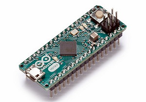 Arduino Micro With Headers