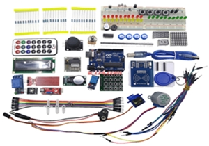 Starter Kit (R3) High Class For Arduino