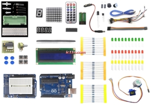 Starter Kit (R3) For Arduino